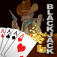Blackjack Cowboy Run with Slots, Blackjack, Poker and More!