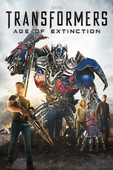 Michael Bay - Transformers: Age of Extinction  artwork